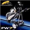 Free Cart Bag with the purchase of Powakaddy FW7 Electric Trolley