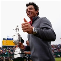 Rory McIlroy Secures Open Title, Placing Himself Among the Greats