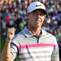 Rory McIlroy's Pocket Shot at the Tour Championship