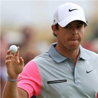 Rory McIlroys Open Ball up for Auction
