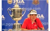 Keegan Bradley claims US PGA title in thrilling finale