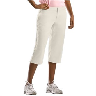 Under Armour Ladies Clubhouse Woven Capri