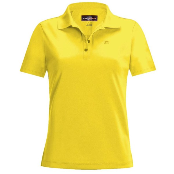 Loudmouth Ladies Essential Golf Polo Shirt Golfonline