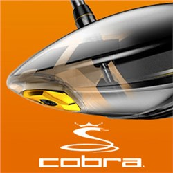 Cobra Joins the Distance Game with its Fly-Z Line of Golf Clubs