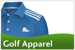 Embroided Golf Apparel and Logo Golf Shirts