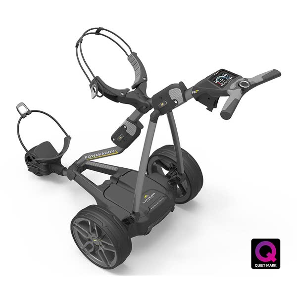 Powakaddy FW7s Electric Trolley with Lithium Battery 2019