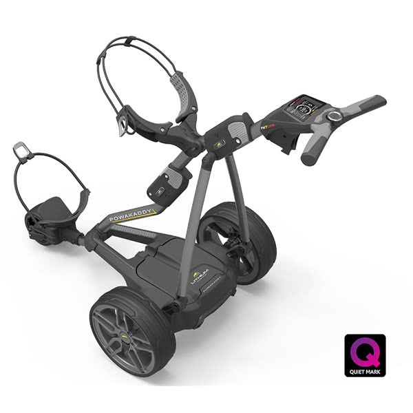 Powakaddy FW7s GPS Electric Trolley with Lithium Battery 2019