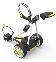 Powakaddy Touch Electric Trolley with Lead Acid Battery
