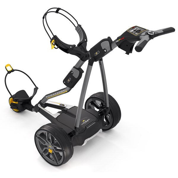 Powakaddy FW7s GPS Electric Trolley with Lithium Battery