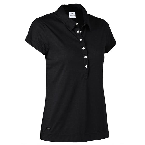 Daily Sports Ladies Malou Cap Sleeve Polo Shirt