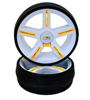 Powakaddy Replacement Sport Wheels  Pair
