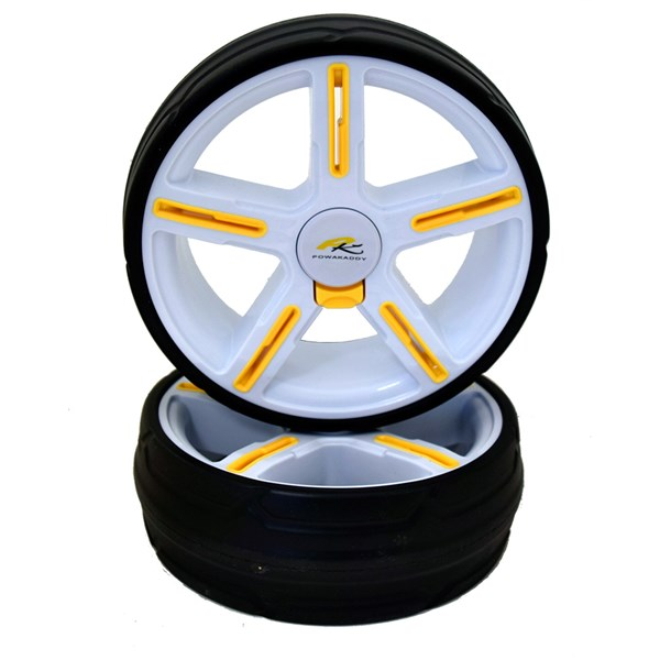Powakaddy Replacement Sport Wheels (Pair)