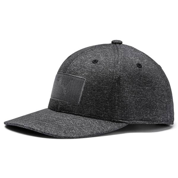 Puma Youth Utility Patch Snapback Cap