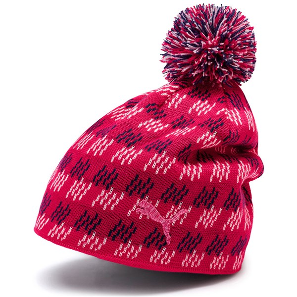 Puma Ladies PWRWARM Pom Beanie