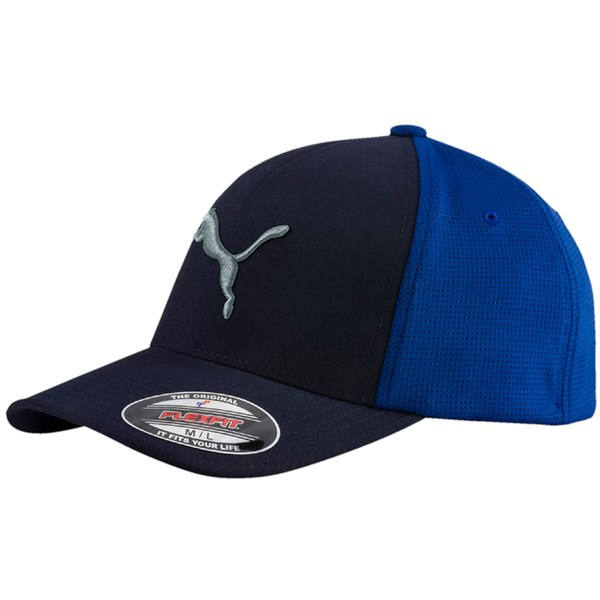size 40 d077d 73547 Puma FlexFit Fitted Cap. Double tap to zoom · Write A Review