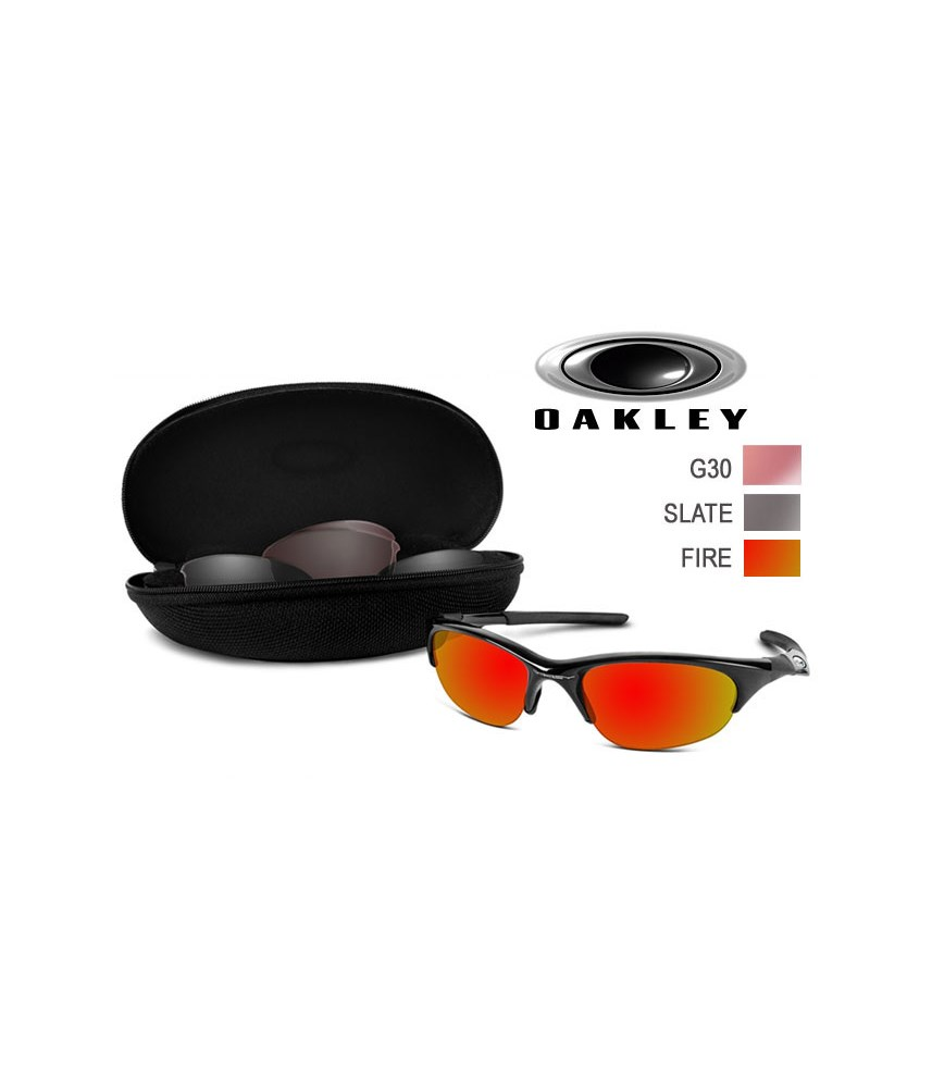 6aebb472c8 Oakley Half Jacket Golf Array Sunglasses. Double tap to zoom