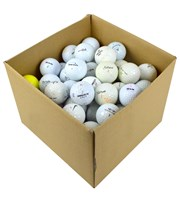 One Shot Practice Golf Balls  100 Balls