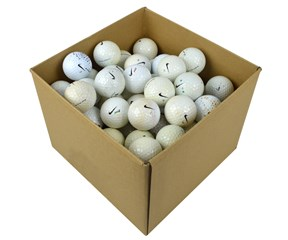 Nike Mixed Grade C Lake Balls  100 Balls
