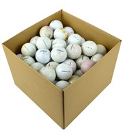 Titleist NXT Mixed Grade C Lake Balls  100 Balls
