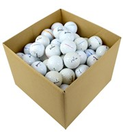 Srixon Mixed Grade C Lake Balls  100 Balls