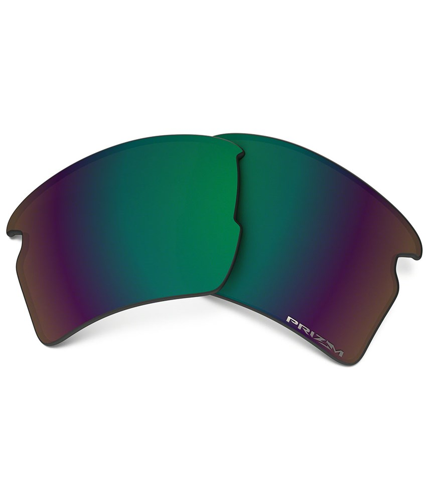 7a00c511614 Oakley Flak 2.0 Prizm Shallow Water Polarised Replacement Lenses. Double tap  to zoom. 1  2