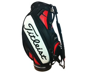 Titleist 10.5 Inch Tour Vinyl Staff Bag 2016