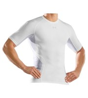 Under Armour Mens Armour Stability Shirt  Short Sleeve