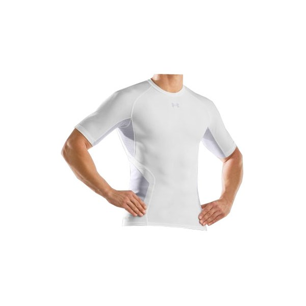 Under Armour Mens Armour Stability Shirt (Short Sleeve)