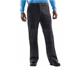 Under Armour Mens ColdGear 3.0 Chequered Golf Trouser