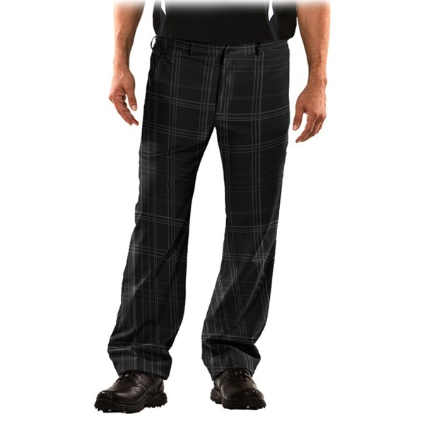 Under Armour Mens Performance Plaid Trouser