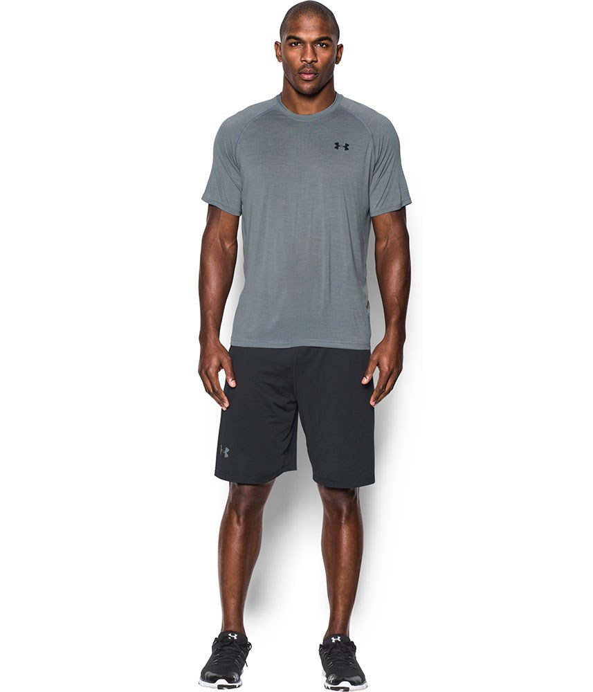 Under Armour Mens Tech Short Sleeve T Shirt Golfonline