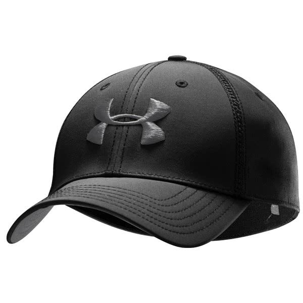 Under Armour Huddle Stretch Fit Cap - Golfonline 2fa6df2531a1