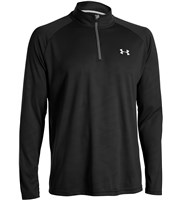 Under Armour Mens Tech Quarter Zip Pullover
