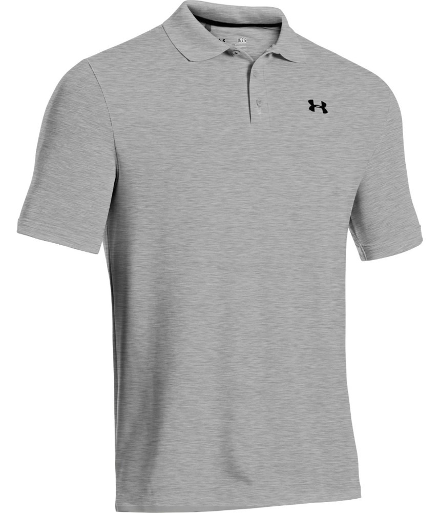 Under armour mens performance 2 0 polo shirt golfonline for Under armor polo shirts