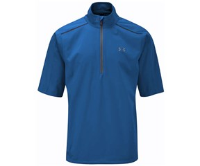 Under Armour Mens ArmourStorm 1/2 Sleeve Waterproof Top