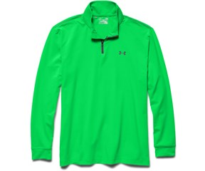 Under Armour Mens ColdGear Infrared Heartbeat 1/2 Zip Pullover