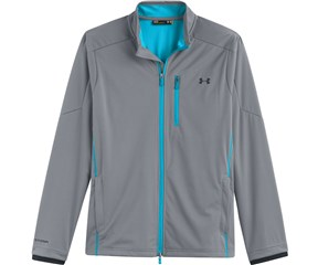 Under Armour Mens Elements Full Zip Jacket
