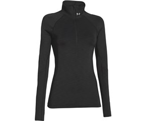 Under Armour Ladies ColdGear Cozy Half Zip Top