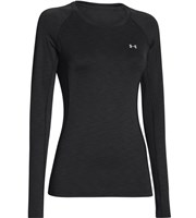 Under Armour Ladies ColdGear Cozy Crew Neck Top