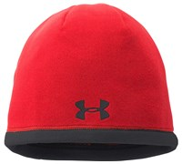 Under Armour Elements Beanie 2014 (Red/Black)