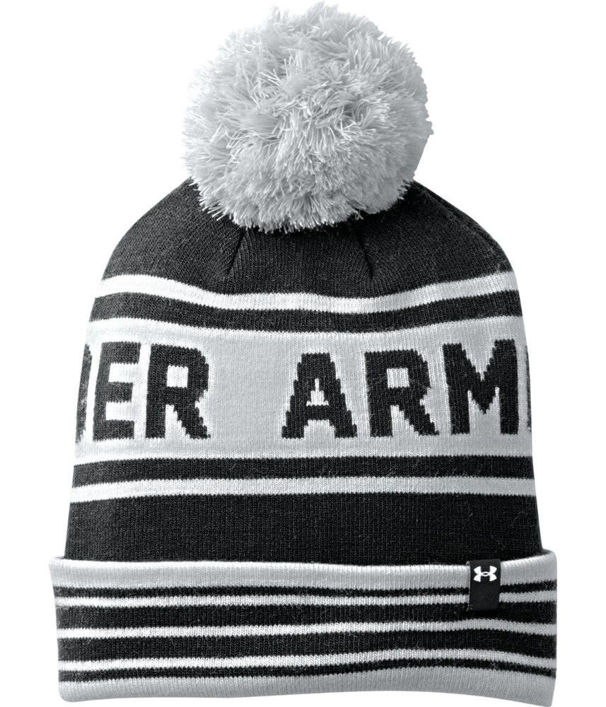 Under Armour Retro Pom Beanie 2014. Double tap to zoom wholesale online  c8bd3 547cf . ... 6f900fe94ad