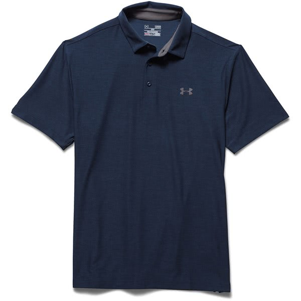 Under Armour Mens Playoff New Heather Polo Shirt
