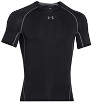 Under Armour Mens HeatGear Armour Short Sleeve Compression Shirt