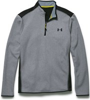 Under Armour Mens ColdGear Infrared Quarter Zip Fleece