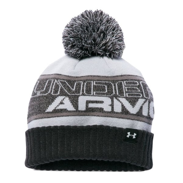 49edfca6c3d Under Armour Boys Pom Beanie Hat. Double tap to zoom. 1 ...