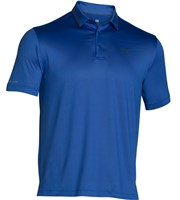 Under Armour Mens ColdBlack Address Polo Shirt