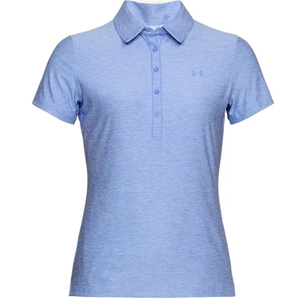 Under Armour Ladies Zinger Short Sleeve Polo Shirt