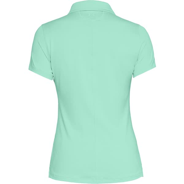 3e1c822b2 Under Armour Ladies Zinger Short Sleeve Polo Shirt. Double tap to zoom. 1  ...