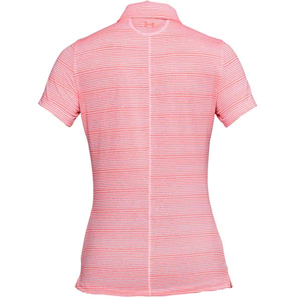 a5204f3ec761 Under Armour Ladies Zinger Short Sleeve Novelty Polo Shirt. Double tap to  zoom. 1 ...
