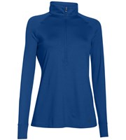 Under Armour Ladies Zinger Quarter Zip Top